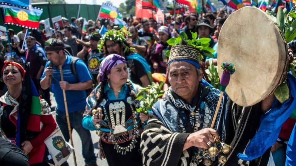Sejarah Singkat Masyarakat Asli Mapuche Chili
