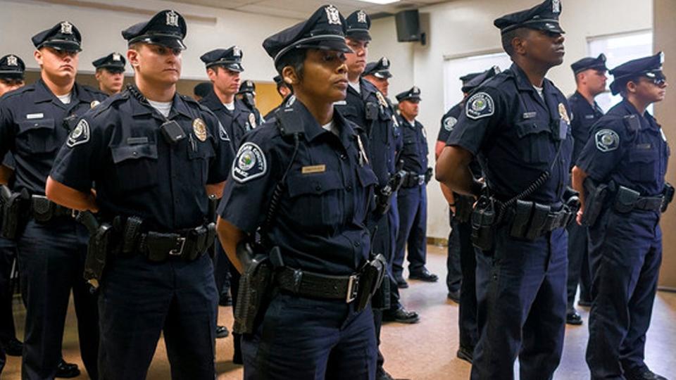 Fungsi Kepolisian di Amerika Serikat